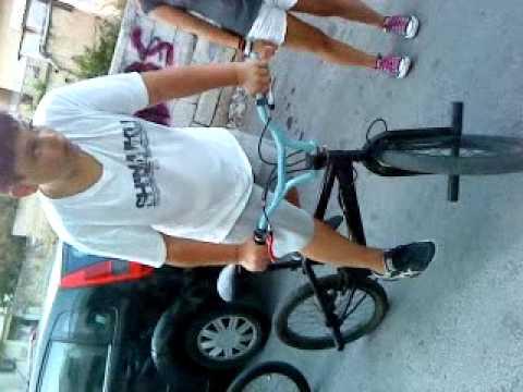 Bike Balance - Κόλπα με ποδήλατα
