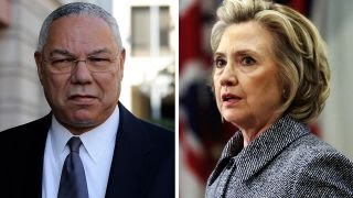 Hillary's pathetic 'Colin Powell made me do it' defense