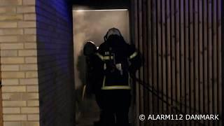 ild i affaldsoplag Tårnby