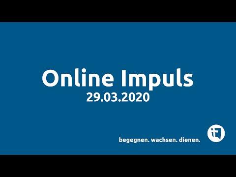 Online-Impuls // Christengemeinde Duisburg // 29.03.2020