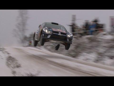 WRC Rally Sweden 2016 - Motorsportfilmer.net