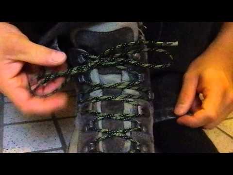 ... シューズの靴紐の結び方 | Doovi