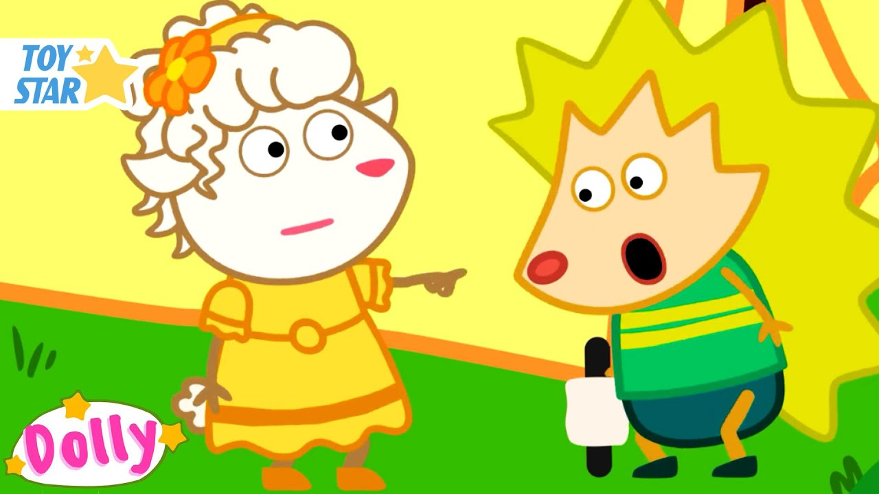 Dolly and Friends Funny Cartoon for kids New Compilation #258