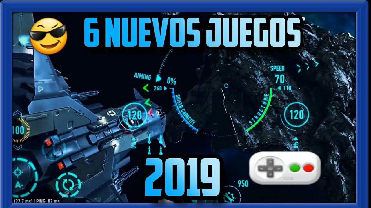 Top 6 Juegos Nuevos Para Android Del 2019 Mejores Juegos Youtube