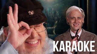 〈 Karaoke 〉 J.R.R Tolkien vs G.R.R Martin | ERB Season 5