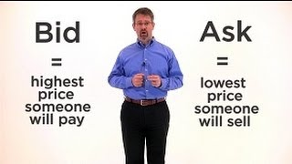 What is the Bid / Ask? - The Wealth Academy presented by Valentine Ventures, LLC