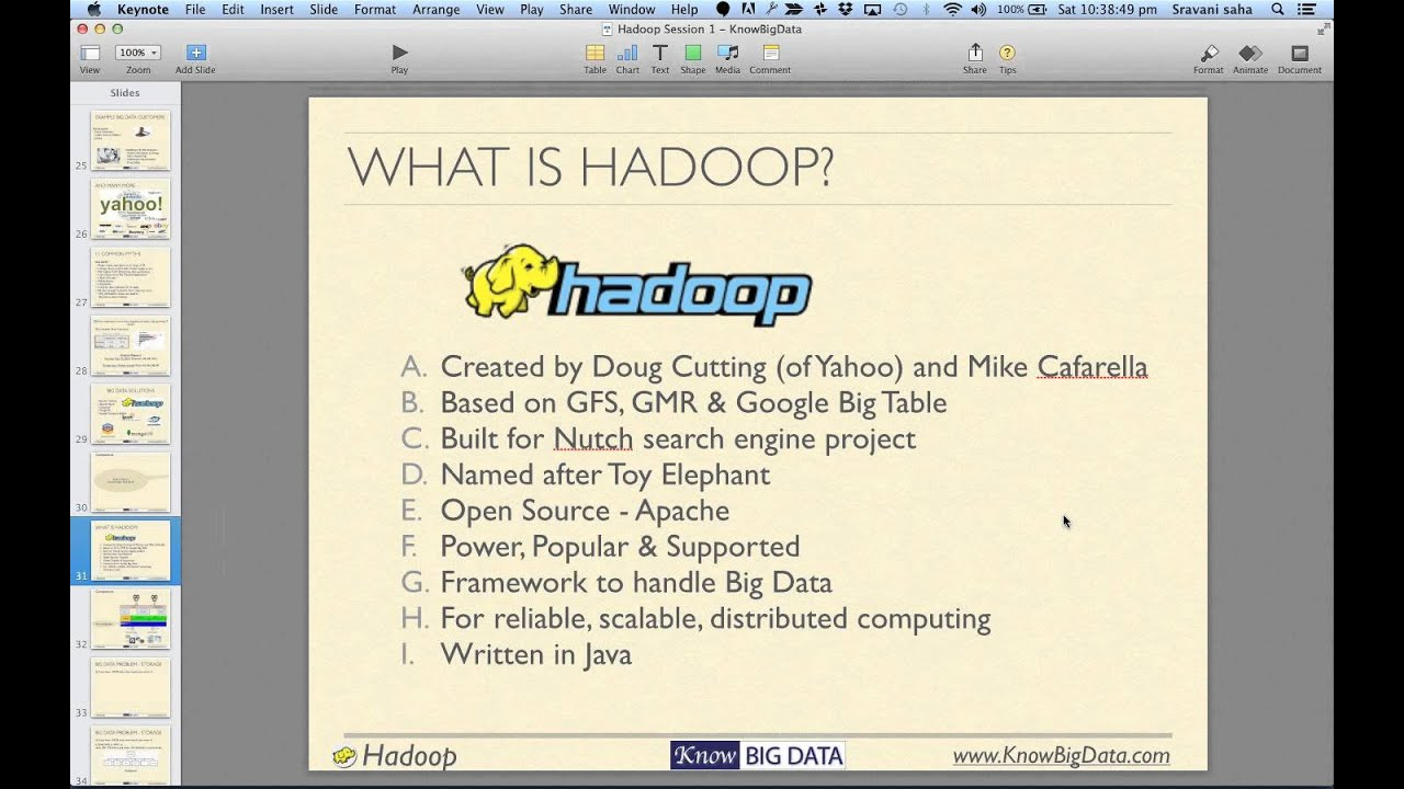 Big data hadoop tutorial 07 03 15 8 39 pm youtube big data hadoop tutorial 07 03 15 8 39 pm baditri Image collections