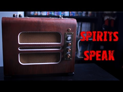 Spirit Box Communication | Testing New Device | Real Paranormal Activity Part 52