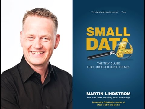 Small Data By Martin Lindstrom Youtube