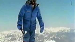 Messner Günther Reached The Summit Nanga Parbat