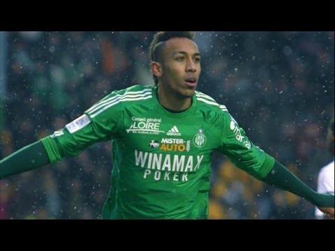 Goal Pierre-Emerick AUBAMEYANG (29') - AS Saint-Etienne - Montpellier Hérault SC (4-1) / 2012-13