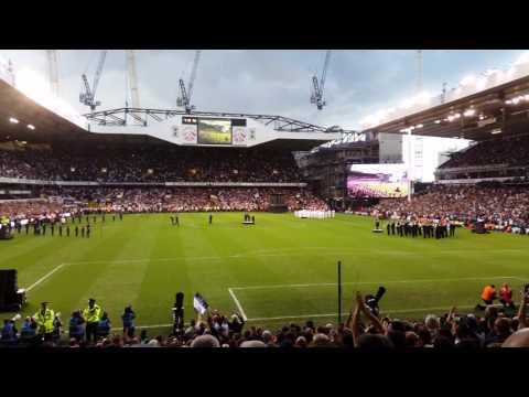 White Hart Lane Finale - 14/05/2017 - Spurs 2 Man Utd 1 (4K)
