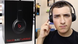 Beats Solo2 Wireless Unboxing & Review