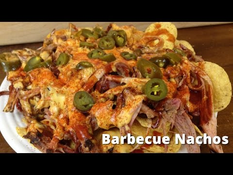 BBQ Nachos Recipe | Pulled Pork Barbecue Nachos with Malcom Reed HowToBBQRight