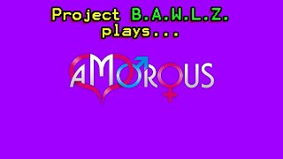 Character Creation Simulator | Amorous Part 2