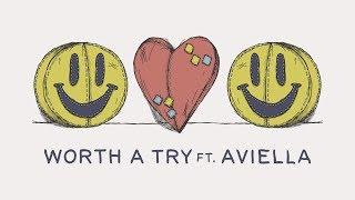 RAY VOLPE - 'WORTH A TRY' FT. AVIELLA