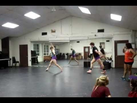 Michael McCrary Original Choreo Vid 2