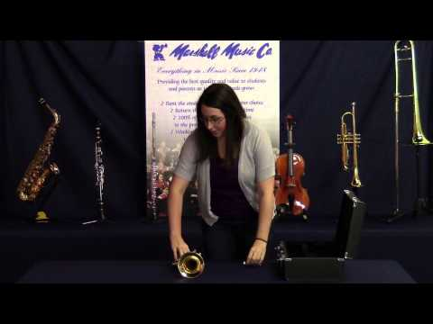 An introduction to the trumpet from Marshall Music