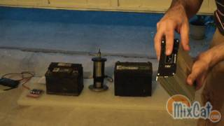 Grid Tie Inverter & Lead Acid battery to Alkaline battery projects update!