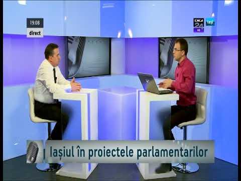 Petru Movila, deputat PDL Iasi // Daniel Minciuna, DJADP Iasi / 27 ianuarie 2014