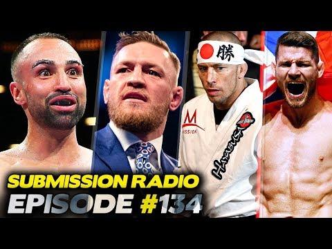 Submission Radio #134 Stefan Struve, Coach Wink, Angelo Reyes, Damon Martin