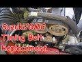 Timing Belt Replacement -  Suzuki/GMC 2.0L D-TEC