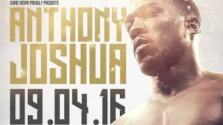 CHARLES MARTIN VS ANTHONY JOSHUA OFFICIAL SKY SPORTS 4/9/16! SHOWTIME? 50/50 FIGHT! MARTIN BEATABLE!