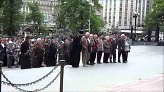 Несгибаемый ветеран Великой Отечественной войны Петрушин А. Ф.