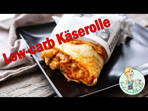 Low Carb Kaserolle Dem Thermomix Youtube