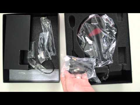 Unboxing Headset Cloud Gaming Pro HYPERX | PC | Español