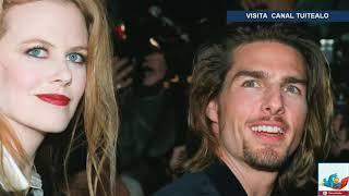 Casarme con Tom Cruise me protegió del acoso dice Nicole Kidman