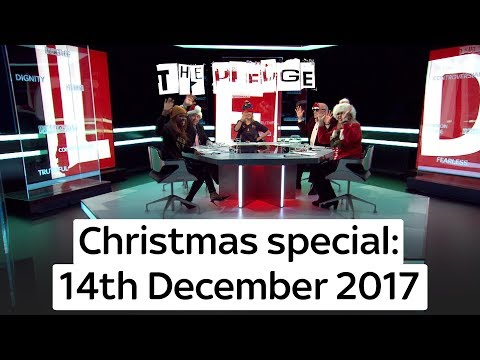 The Pledge Christmas special | 14th December 2017