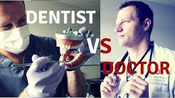 Doctor vs Dentist || School, Lifestyle, Salary