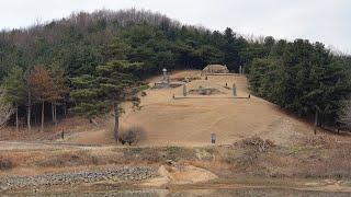 한국의 8대 명당 ㅡ권근 - 권람 3대 묘.