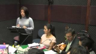 Miroslava ansiaba echársela y ya se le hizo - Martínez Serrano.