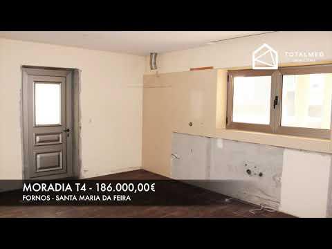 ⚠️ Moradia isolada T4 em Fornos ⚠️ 186.000,00€