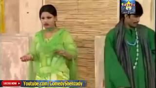 Majboor Aurat or Tharki Baba K Funny Mazak   Punjabi Stage Drama Full Comedy 2016 Must Watch