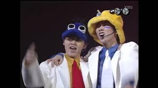 H.O.T. - 'Candy' (1997) | H.O.T. 【KBS 가요톱10】
