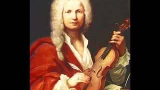 A. Vivaldi, violin concerto no. 8 in G major RV 299 op. 7