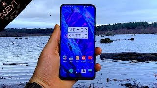The OnePlus 7 | A Man And A Lake...