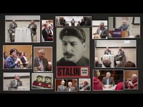 """Stephen Kotkin: """"Stalin, Volume I: Paradoxes of Power"""" Book Discussion with Dr. Elidor Mehilli"""