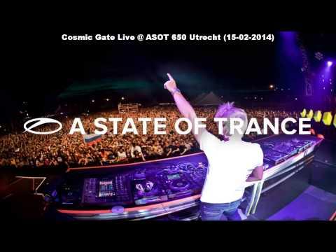 Cosmic Gate Live @ ASOT 650 Utrecht