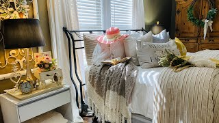 FRENCH COUNTRY FARMHOUSE DECORATING - ELEGANT & SIMPLE! PART 2 (120)