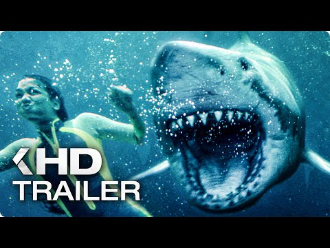 47 METERS DOWN 2: Uncaged Trailer German Deutsch (2019)