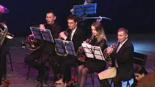 Симфонический оркестр (ДК МАИ) - Основная тема из сериала «Шерлок»