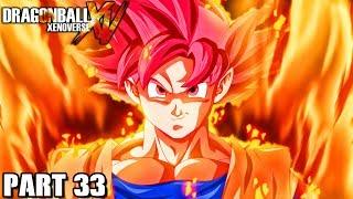 Dragonball: Xenoverse - Lets Play/Walkthrough (Part 33) - Golden God Frieza