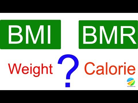 What Is BMI And BMR ??  🔥🔥🔥 How To Calculate BMI And BMR ??