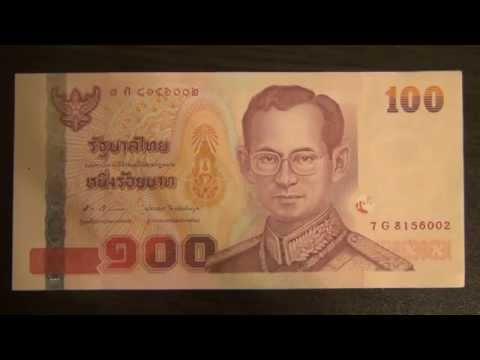 Банки Таиланда. Курсы валют