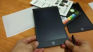 Обзор планшет детский / Tablet Kid Drawing Board от 23.09.2018
