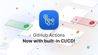 GitHub Actions - Now with built-in CI/CD! Live from GitHub HQ